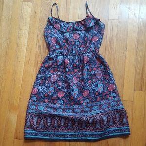American Eagle Paisley Dress